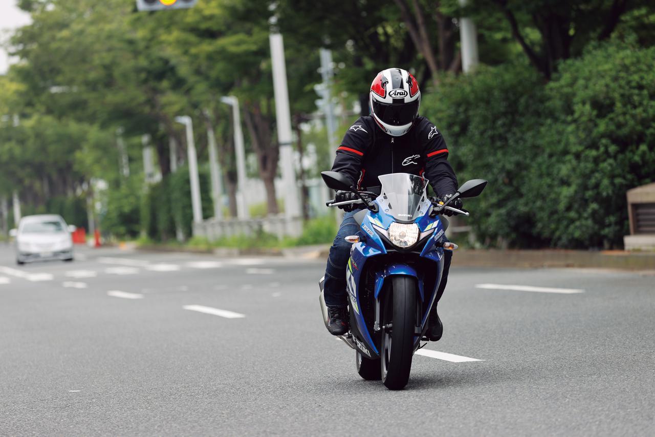 画像1: スズキ GSX250R