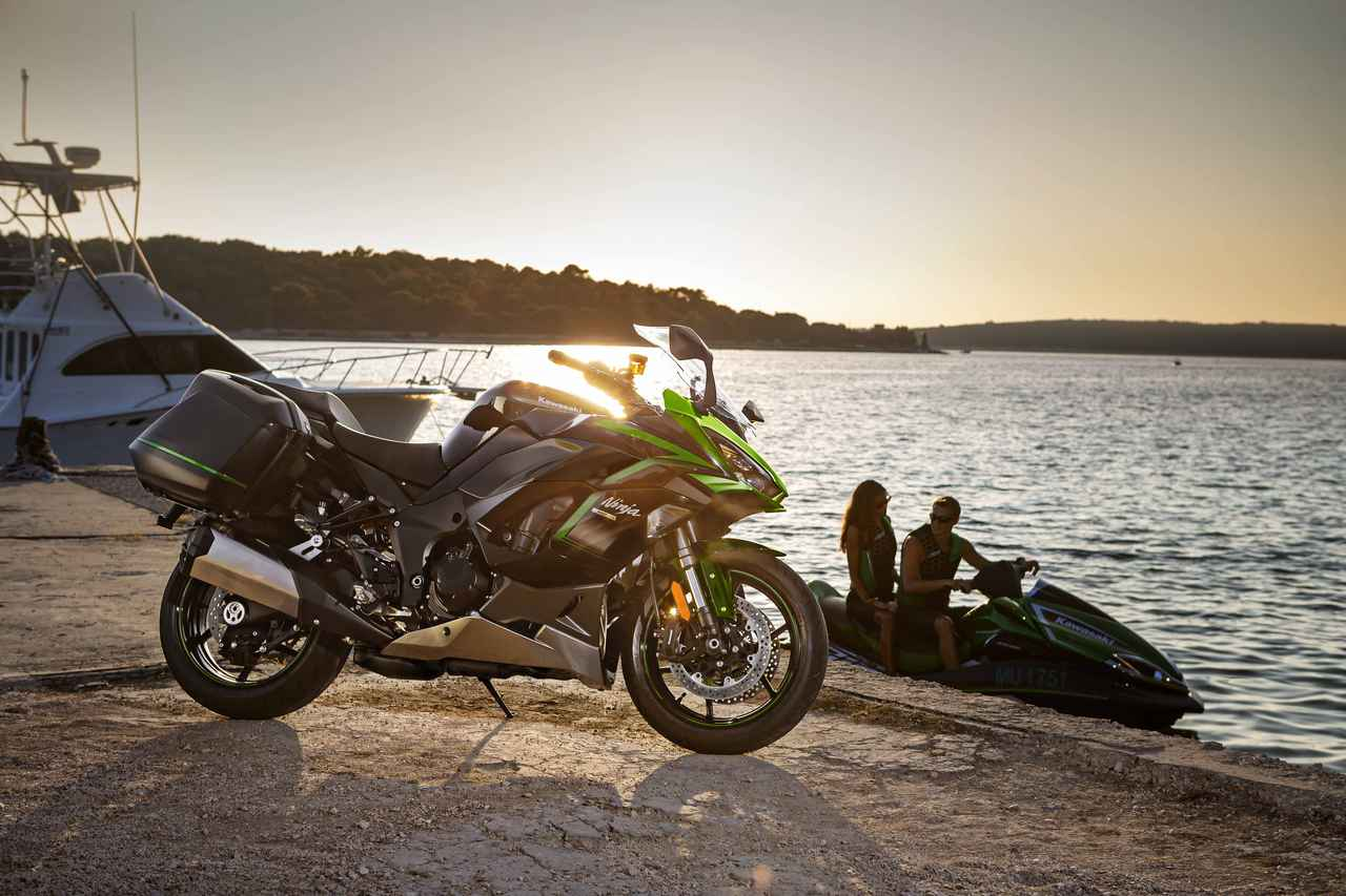 Images : 19番目の画像 - カワサキ「Ninja 1000SX」(2021年モデル) - webオートバイ