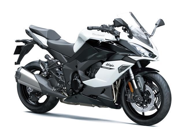 画像12: カワサキが「Ninja 1000SX」の2021年モデルを発表! 2020年モデルと比較チェック