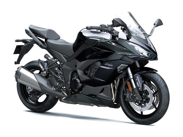 画像4: カワサキが「Ninja 1000SX」の2021年モデルを発表! 2020年モデルと比較チェック