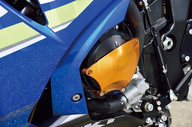 画像2: ベビーフェイスGSX-R1000R(スズキGSX-R1000R)レース・フィードバックで築くオリジナルパーツ【Heritage&Legends】