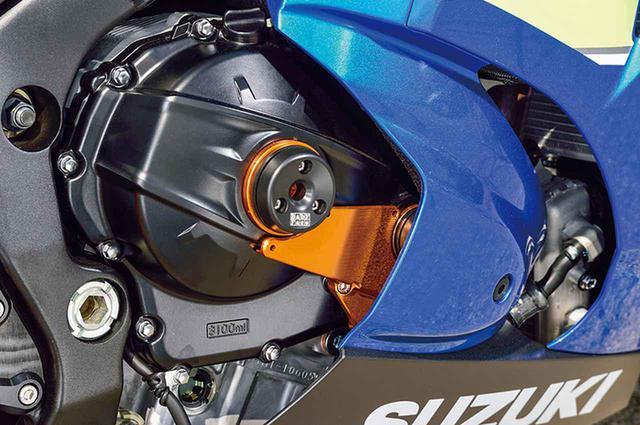 画像1: ベビーフェイスGSX-R1000R(スズキGSX-R1000R)レース・フィードバックで築くオリジナルパーツ【Heritage&Legends】