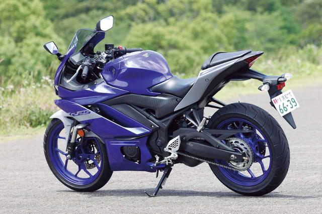 画像5: 【投票してね】4台の足つき性とライポジを比較! あなたが好きな250ccスポーツバイクはどれ? カワサキNinja250・ヤマハYZF-R25・スズキGSX250R・ホンダCBR250RR