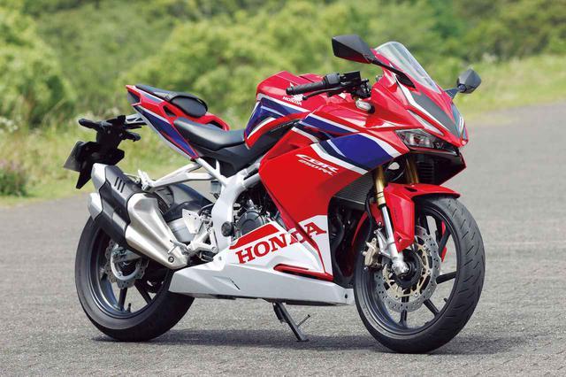 画像10: 【投票してね】4台の足つき性とライポジを比較! あなたが好きな250ccスポーツバイクはどれ? カワサキNinja250・ヤマハYZF-R25・スズキGSX250R・ホンダCBR250RR