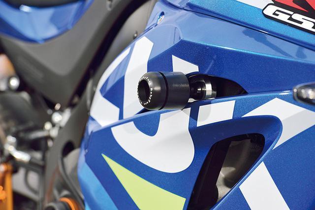画像4: ベビーフェイスGSX-R1000R(スズキGSX-R1000R)レース・フィードバックで築くオリジナルパーツ【Heritage&Legends】