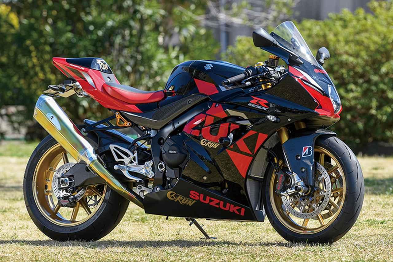 画像: テクニカルガレージRUN GSX-R1000R (スズキGSX-R1000R)   ヘリテイジ&レジェンズ Heritage& Legends