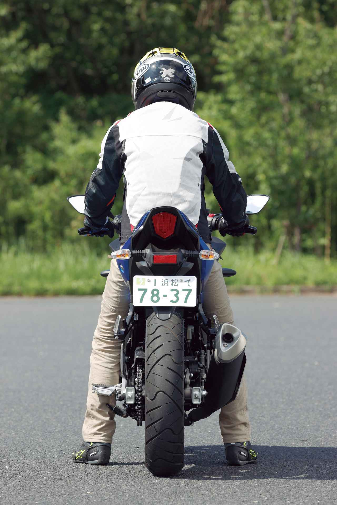画像9: 【投票してね】4台の足つき性とライポジを比較! あなたが好きな250ccスポーツバイクはどれ? カワサキNinja250・ヤマハYZF-R25・スズキGSX250R・ホンダCBR250RR