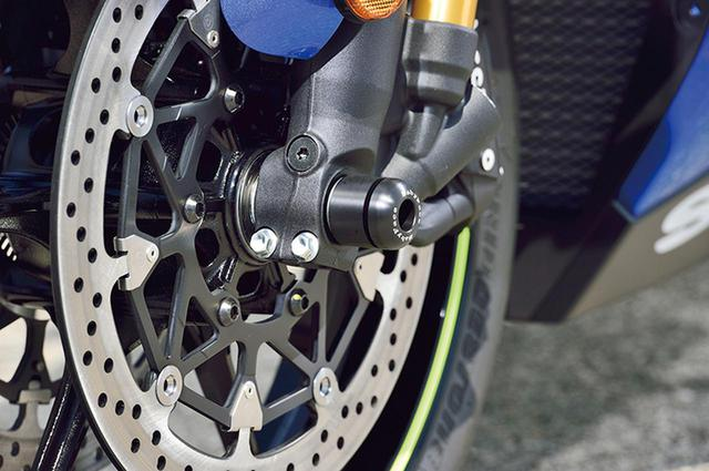 画像3: ベビーフェイスGSX-R1000R(スズキGSX-R1000R)レース・フィードバックで築くオリジナルパーツ【Heritage&Legends】