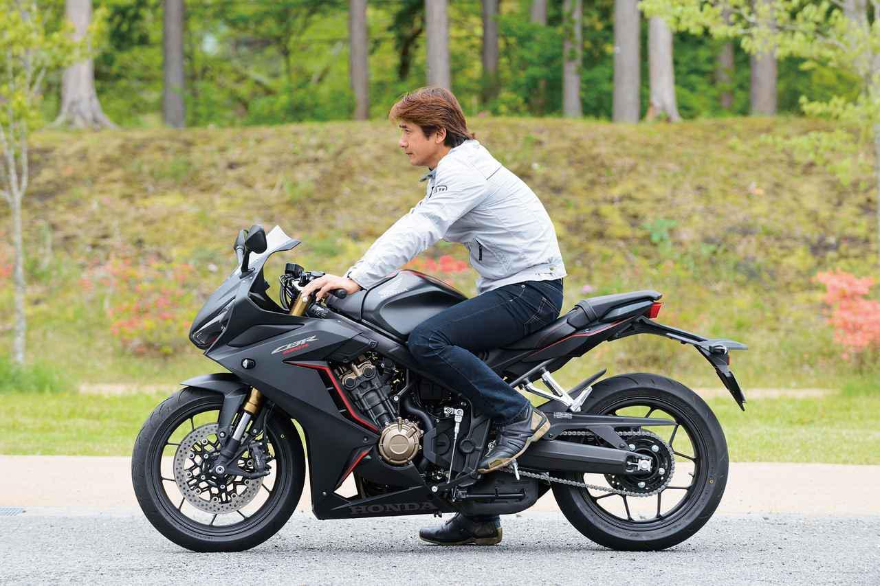 画像2: ベストバランスのCBR!『HONDA CBR650R』#ロングラン研究所 - webオートバイ