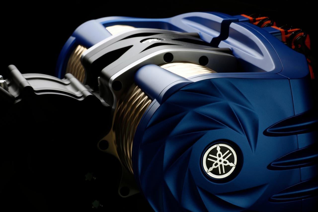 画像: EV向け電動モーターの試作開発をヤマハが受託開始!未来のEVはヤマハ製モーターが支える! - webオートバイ