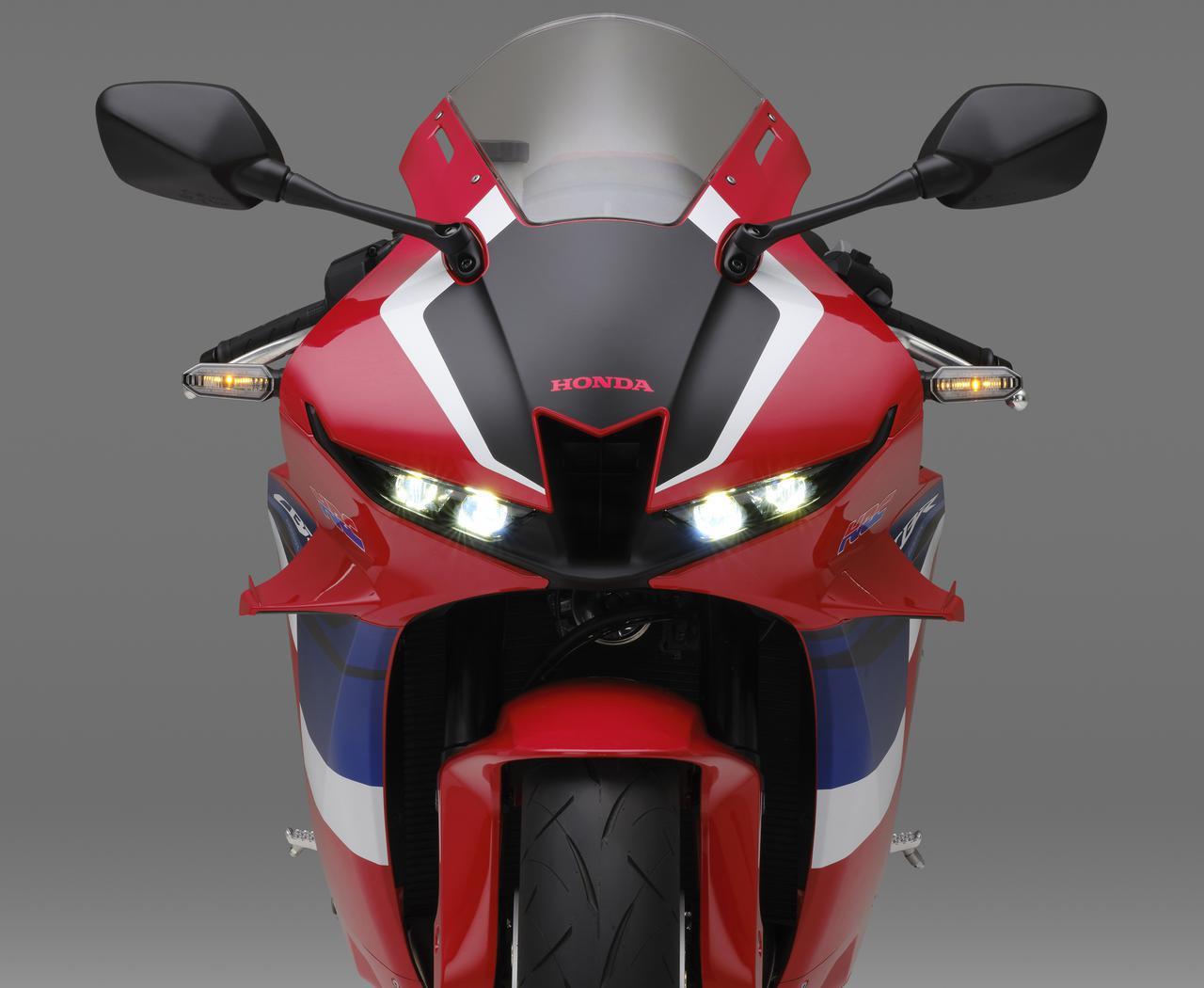 画像: ホンダが新型「CBR600RR」の詳細を発表! 価格とスペック、装備内容が明らかに、発売日は2020年9月25日! - webオートバイ
