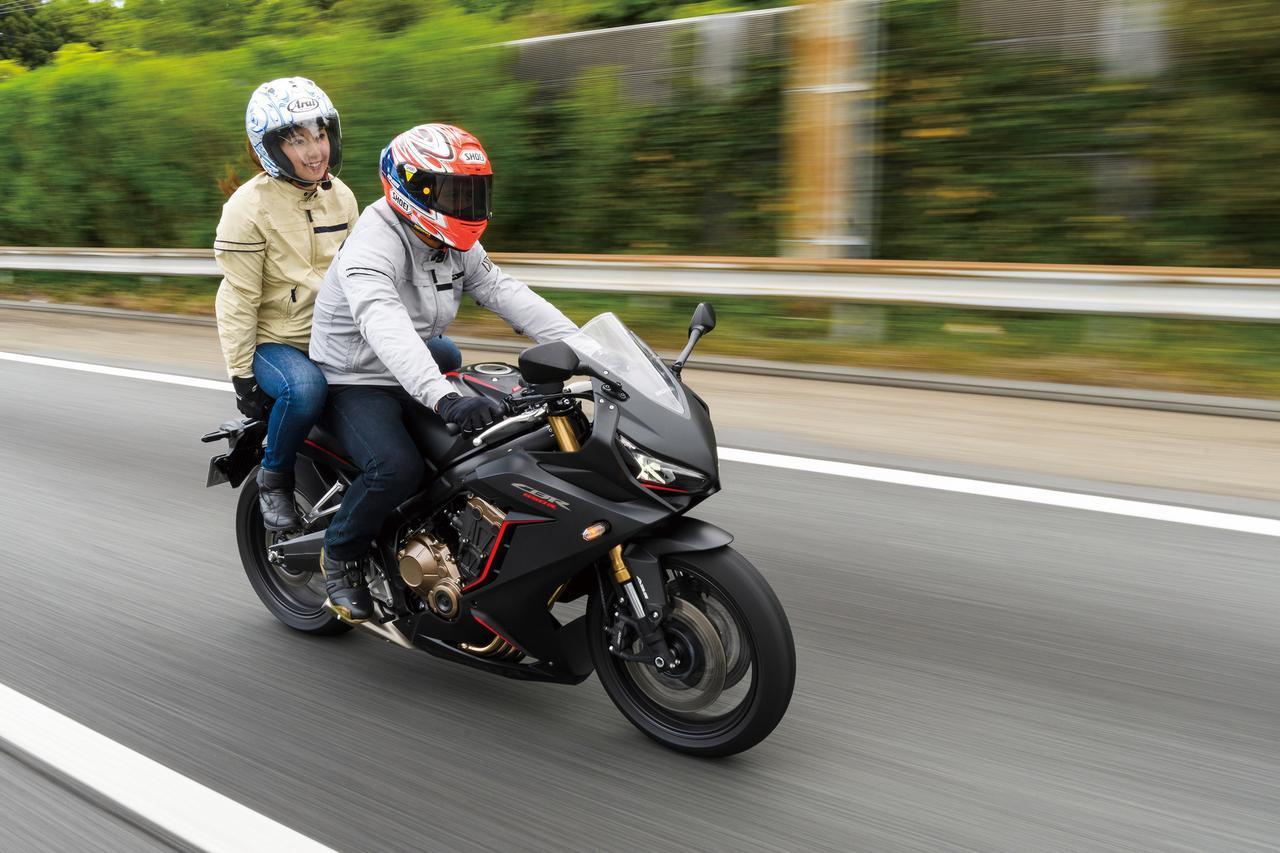 画像1: ベストバランスのCBR!『HONDA CBR650R』#ロングラン研究所 - webオートバイ