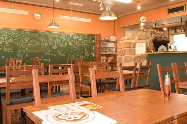 画像: ⑪ Pizzeria Trattoria Da Pe GONZO ピッツェリア トラットリア ダ ペ ゴンゾー