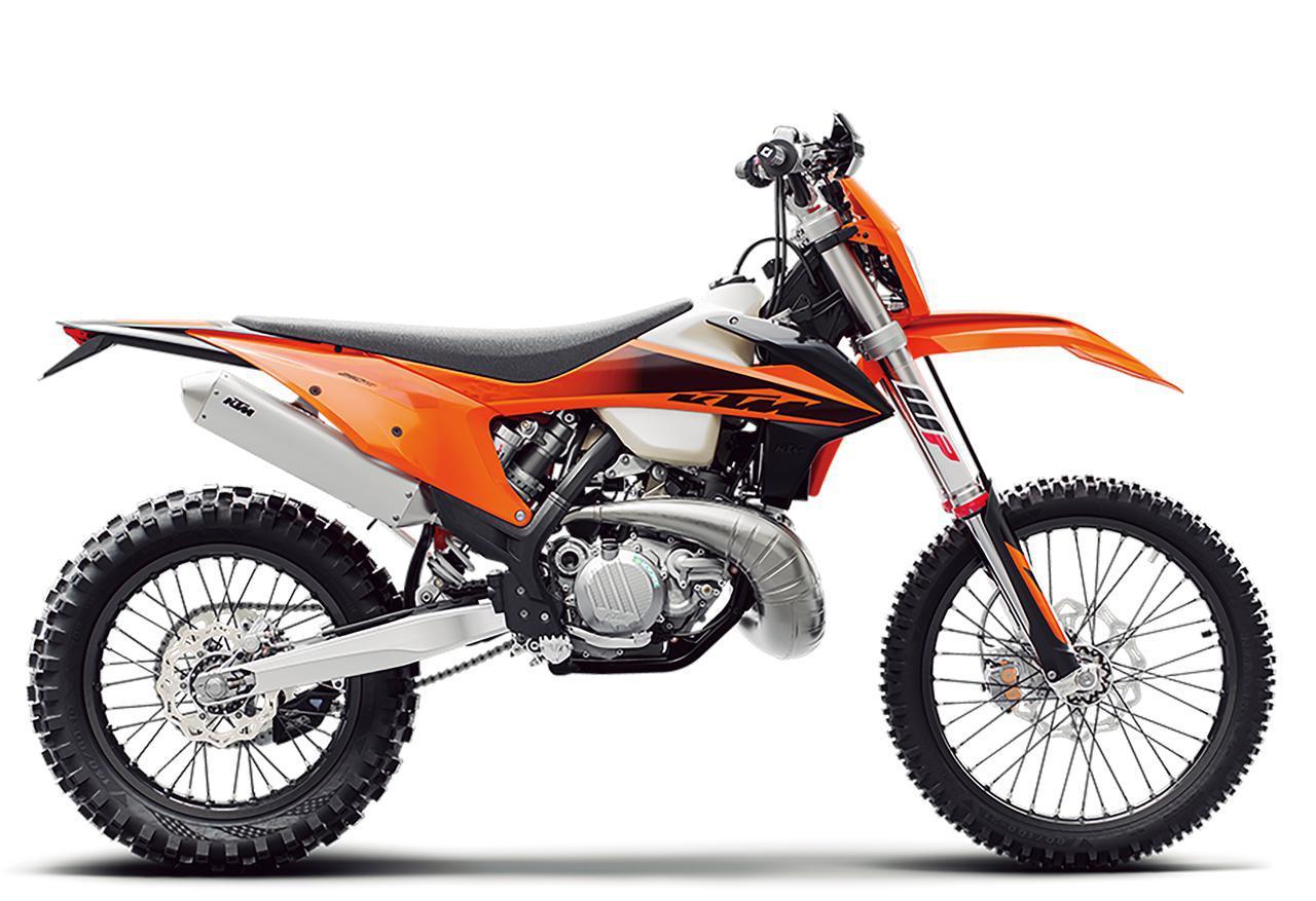 画像: KTM「250 EXC TPI/SIXDAYS」