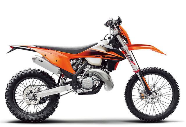 画像: KTM「150 EXC TPI」