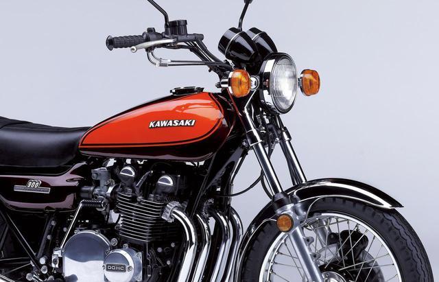画像: たったの30秒で振り返れる「空冷Z」の歴史! カワサキが分かりやすい映像を公開! - webオートバイ