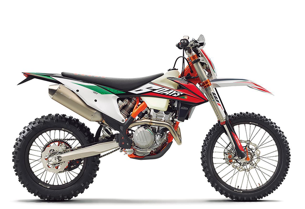 画像: KTM「250 XEC-F/SIXDAYS」