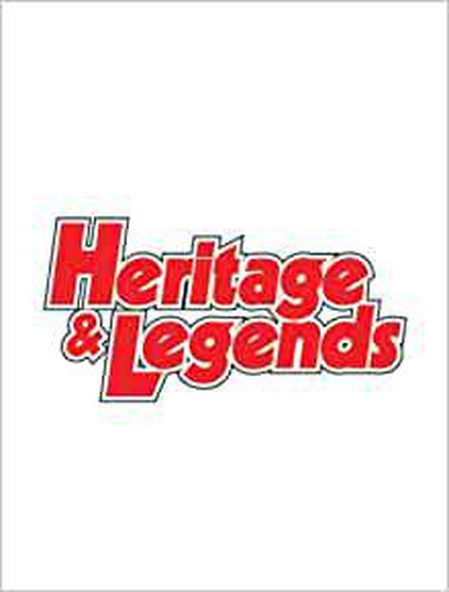 画像: Amazon.co.jp: Heritage & Legends Vol.16 2020年 10 月号 [雑誌]: ミスターバイクBG 増刊: 本