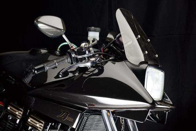 画像2: ヨシムラKATANA 1135R コンプリートモデル 詳細解説