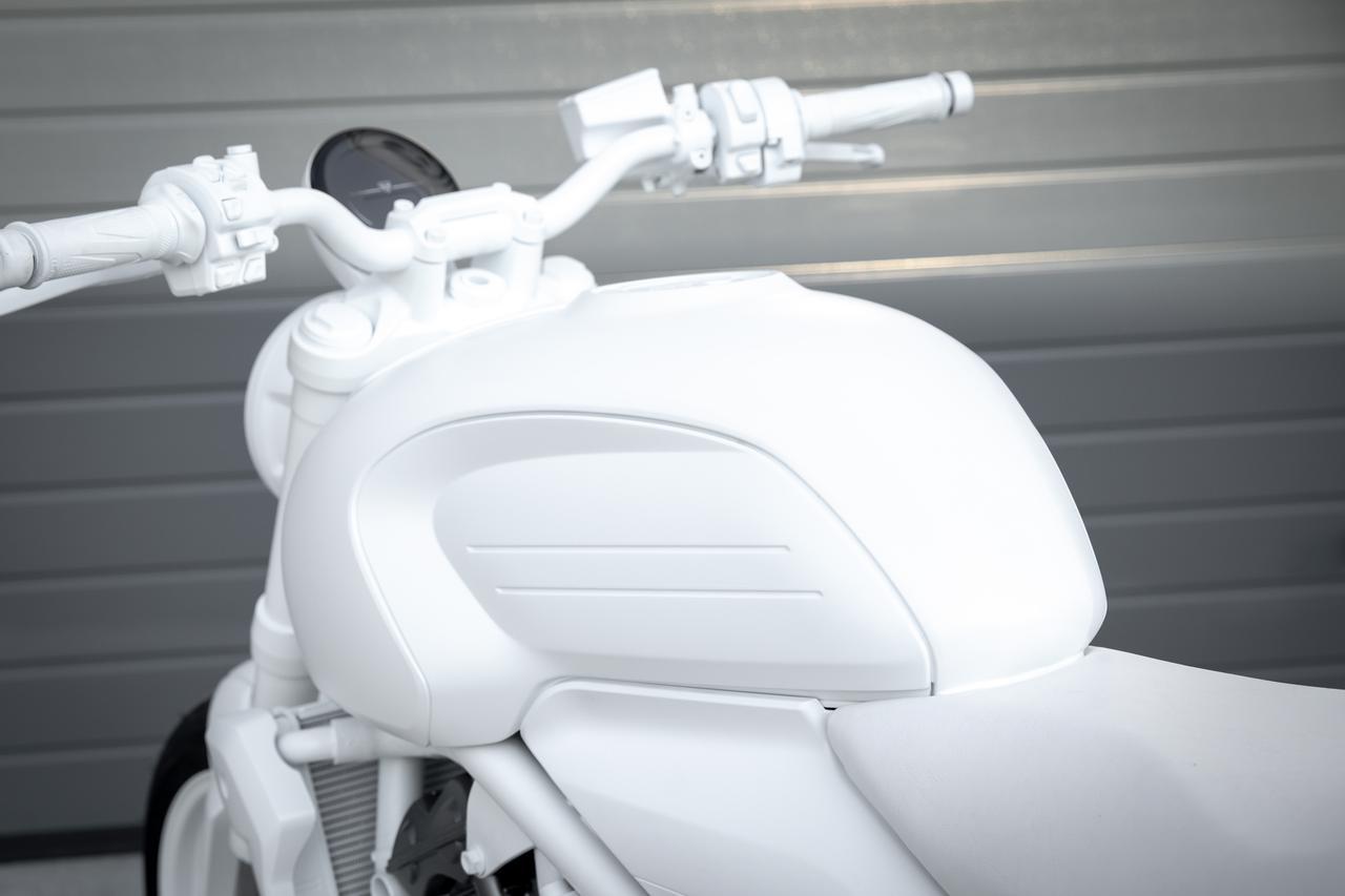 Triumph Trident Concept motorcycle 2021