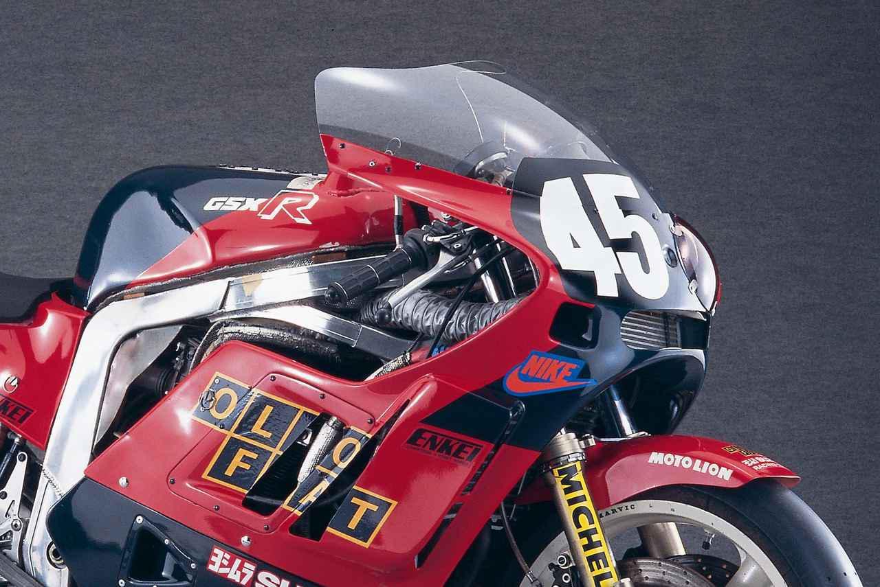 画像: 《前編》ヨシムラ「GSX-R750 8耐仕様」-1987年-【日本のバイク遺産】〜ヨシムラとモリワキ〜 - webオートバイ