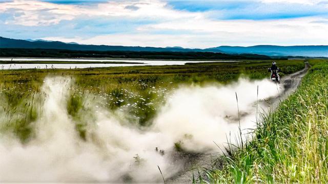 画像: 「三橋淳のアフリカツイン 北駆南走」 第16回「湖畔の一夜」 - webオートバイ