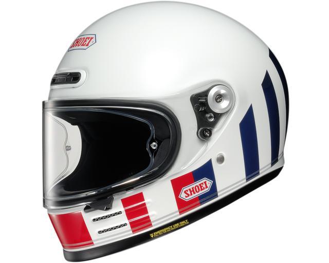 画像4: SHOEIの新型フルフェイスヘルメット「グラムスター」に初のグラフィックモデルが登場! カラーは3色!