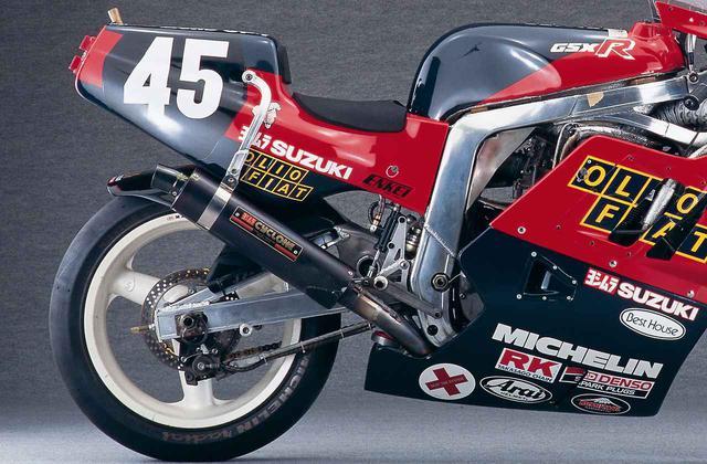 画像: 《後編》ヨシムラ「GSX-R750 8耐仕様」-1987年-【日本のバイク遺産】〜ヨシムラとモリワキ〜 - webオートバイ