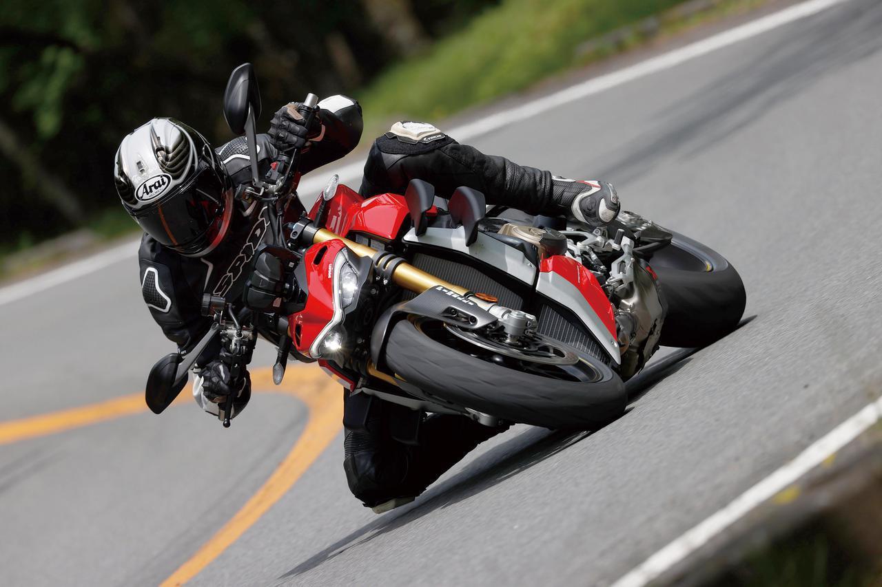 Images : 13番目の画像 - ドゥカティ「ストリートファイター V4S」 - webオートバイ