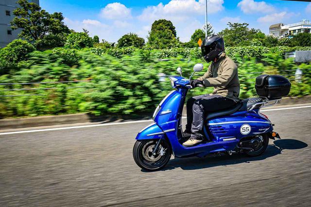 画像2: 原付二種免許で乗れて保険や維持費も安い125cc