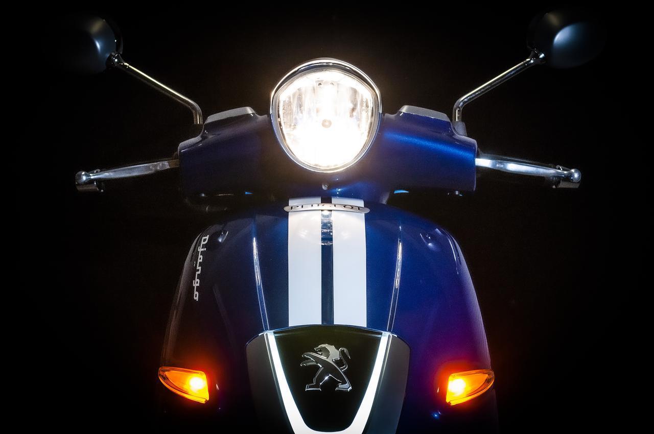 """画像1: 【Web限定販売】8万円以上の純正アクセサリーが付いて価格は据え置き!?「プジョー・ジャンゴスポーツ125/150」の""""webオートバイ特別仕様車""""がついに完成! - webオートバイ"""