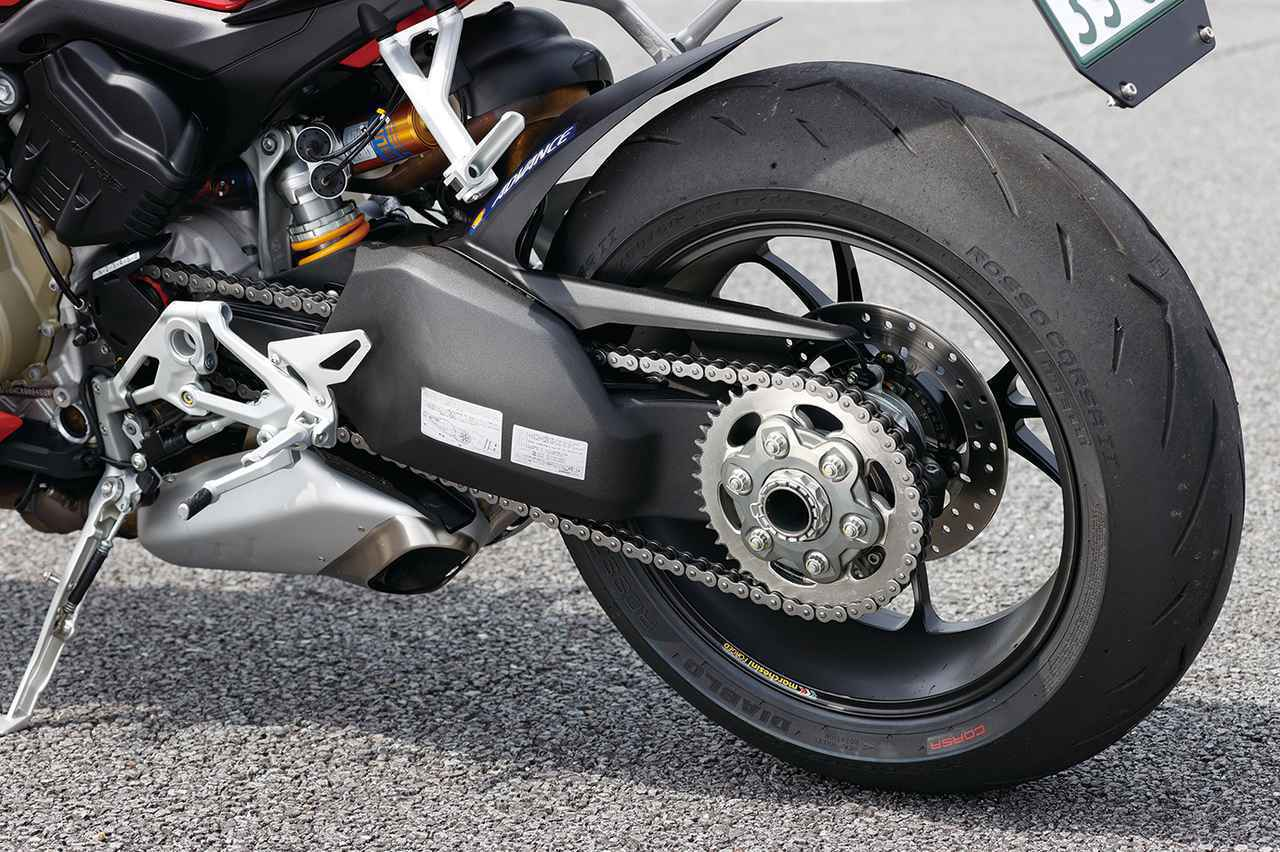 Images : 5番目の画像 - ドゥカティ「ストリートファイター V4S」 - LAWRENCE - Motorcycle x Cars + α = Your Life.