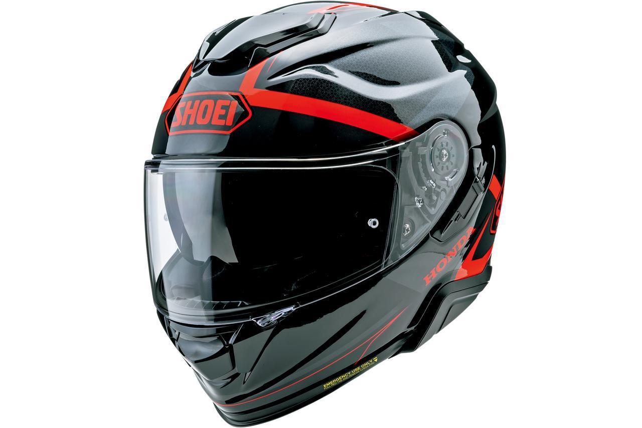 画像: 【SHOEI×Honda】インナーバイザー付きのフルフェイスヘルメットSHOEI「GT-Air II」にホンダ・オリジナルカラーモデルが誕生 - webオートバイ