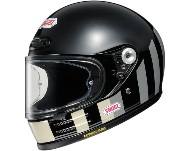 画像3: SHOEIの新型フルフェイスヘルメット「グラムスター」に初のグラフィックモデルが登場! カラーは3色!