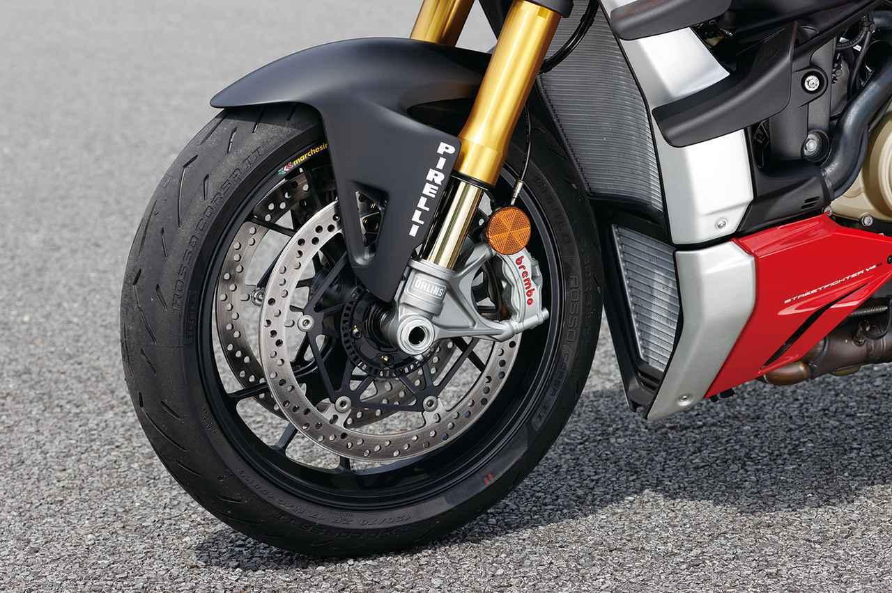 Images : 7番目の画像 - ドゥカティ「ストリートファイター V4S」 - webオートバイ