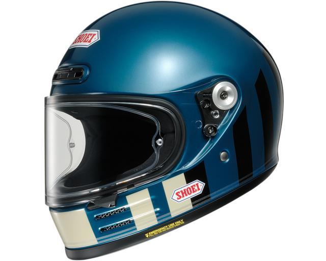 画像2: SHOEIの新型フルフェイスヘルメット「グラムスター」に初のグラフィックモデルが登場! カラーは3色!