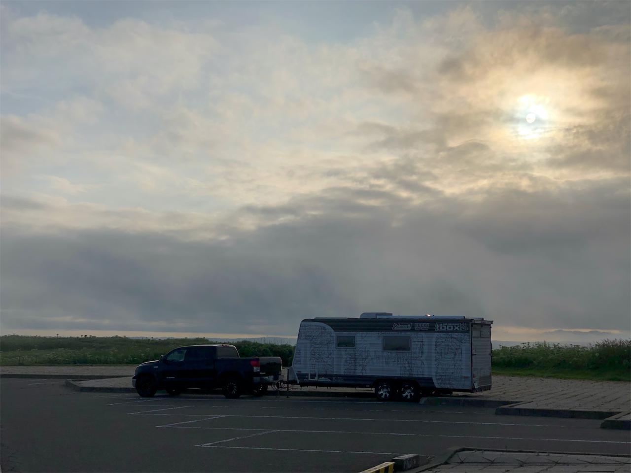 画像4: 開き直って霧多布へ。その名の通り霧ダラケ!