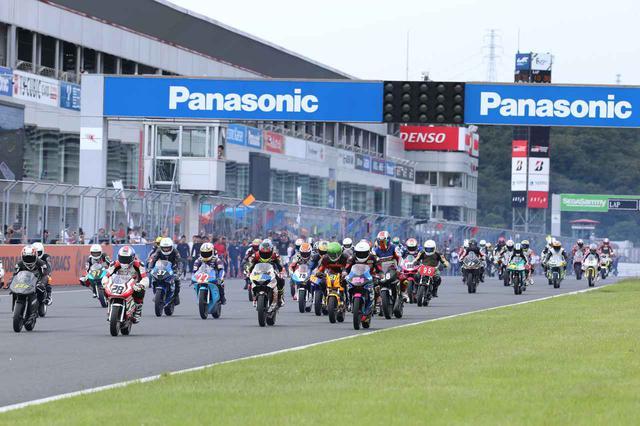 画像: 富士スピードウェイのレーシングコースが舞台! ミニバイク耐久レース「ミニろく」本日より受付開始! - webオートバイ