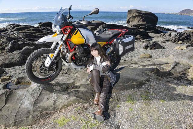 画像: MOTO GUZZI「V85TT」を詳解!『ゴーグル2020/2月号』 - webオートバイ