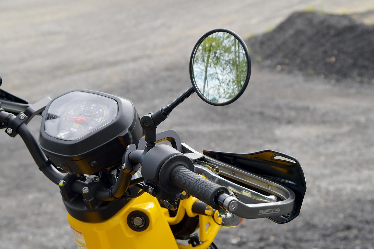 Images : 4番目の画像 - ダートフリーク クロスカブ110スクランブラー - webオートバイ