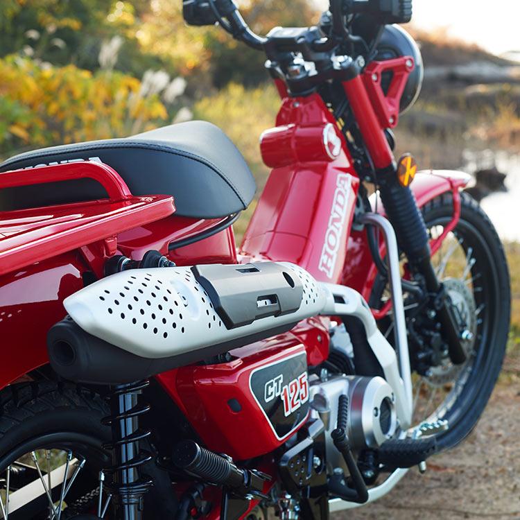 画像: 2021 Trail 125 ABS OVERVIEW - Honda