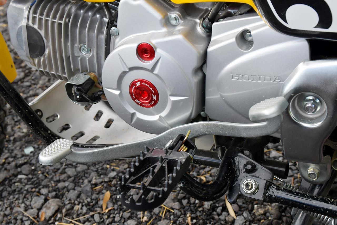 Images : 6番目の画像 - ダートフリーク クロスカブ110スクランブラー - webオートバイ