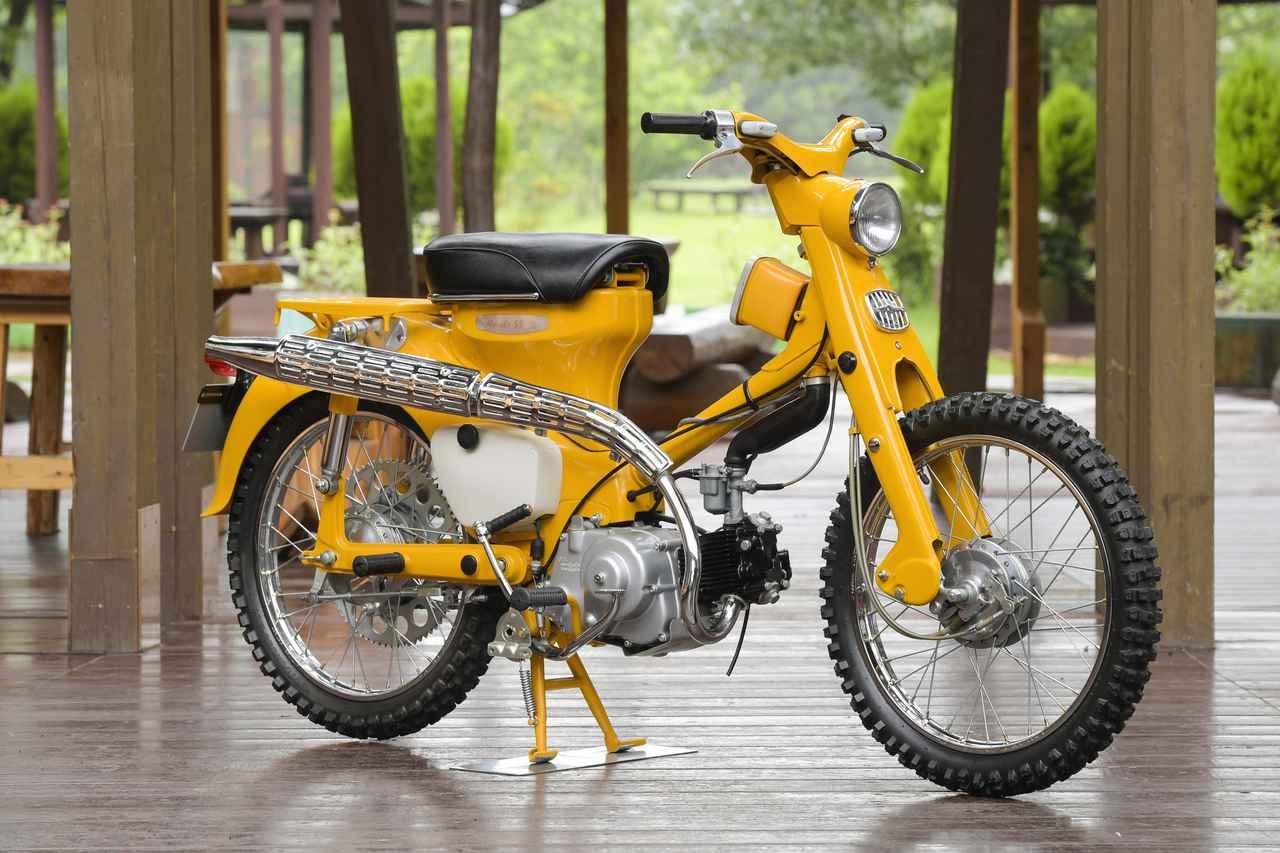 Images : 11番目の画像 - トレール125の写真をもっと見る! - webオートバイ