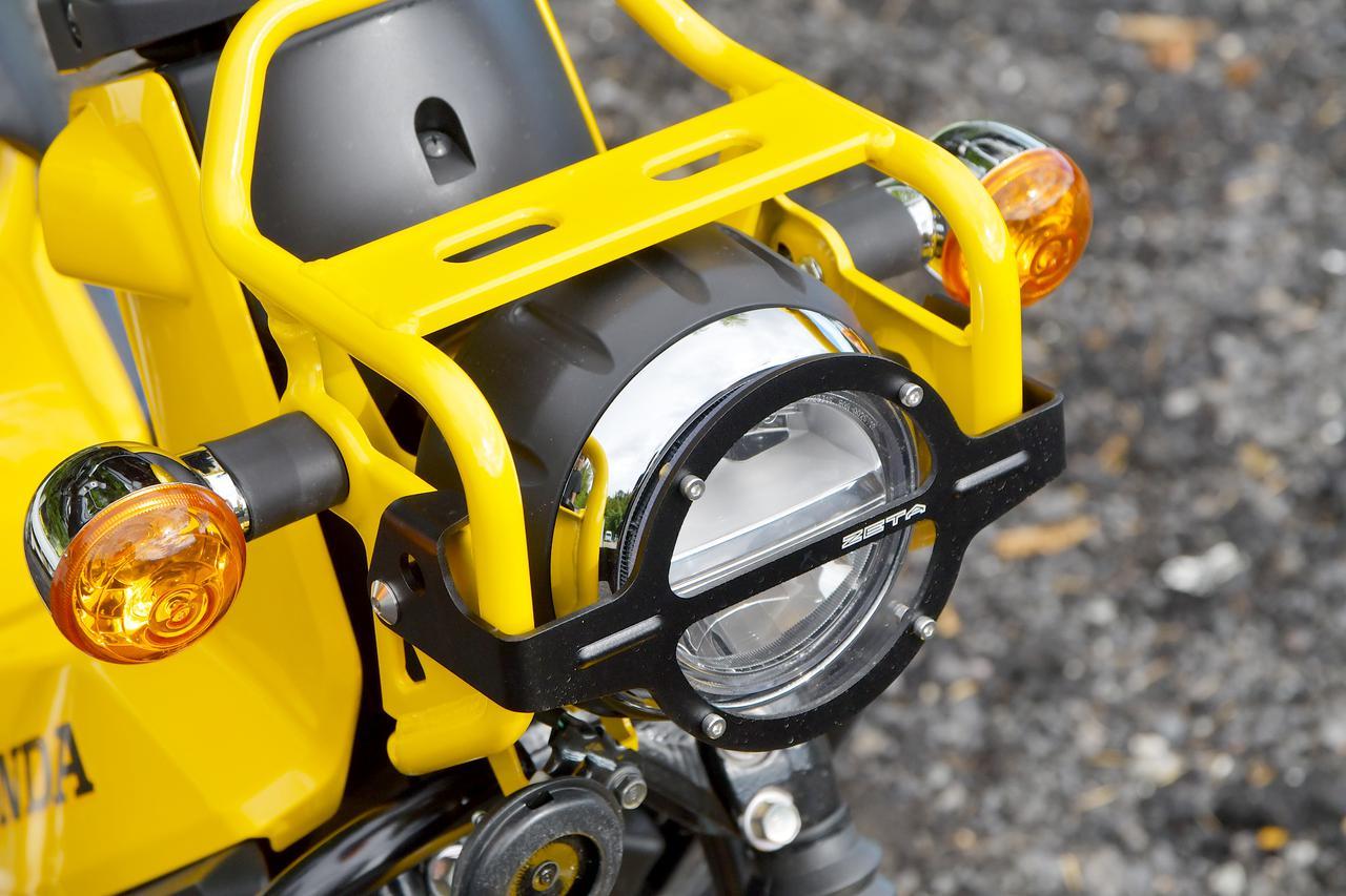 Images : 2番目の画像 - ダートフリーク クロスカブ110スクランブラー - webオートバイ