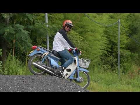 画像: Rブレーキなら急な坂でも止まります。 youtu.be