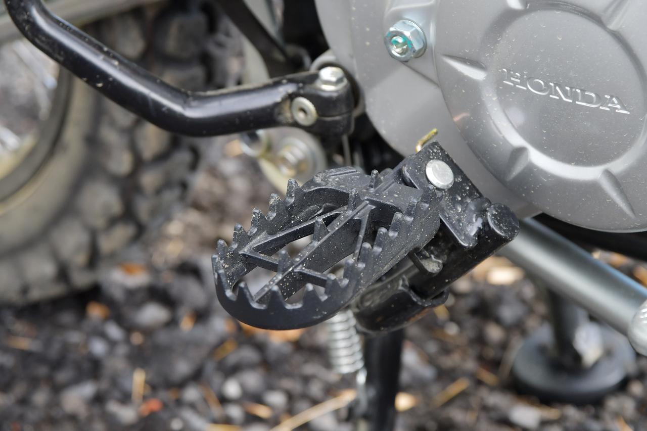 Images : 3番目の画像 - ダートフリーク クロスカブ110スクランブラー - webオートバイ