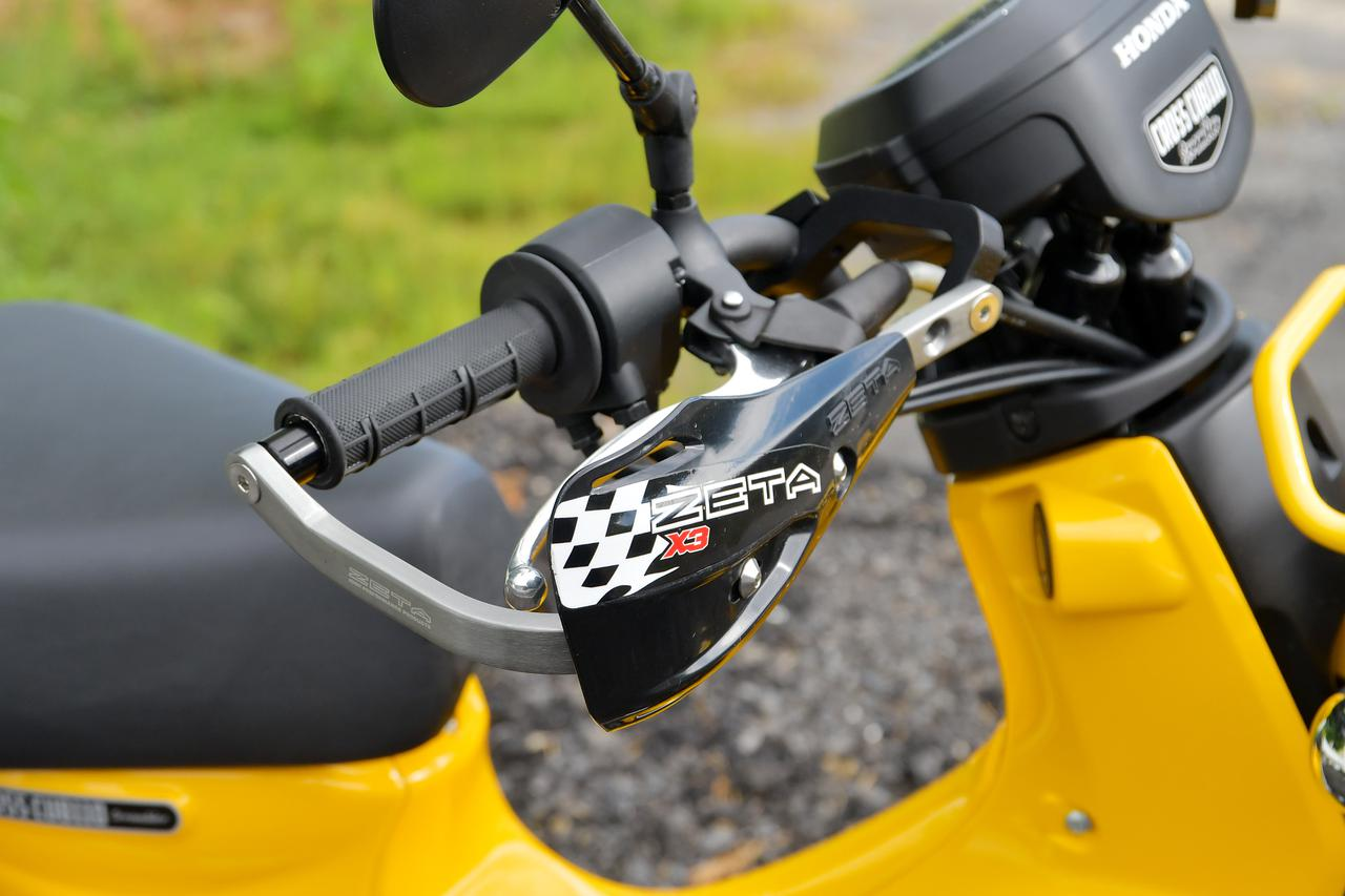 Images : 5番目の画像 - ダートフリーク クロスカブ110スクランブラー - webオートバイ