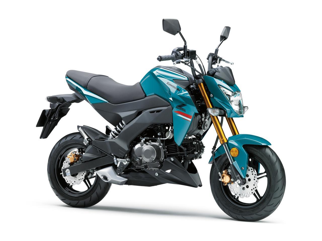 Images : 5番目の画像 - カワサキ「Z125 PRO」2021年モデルの写真をもっと見る! - webオートバイ