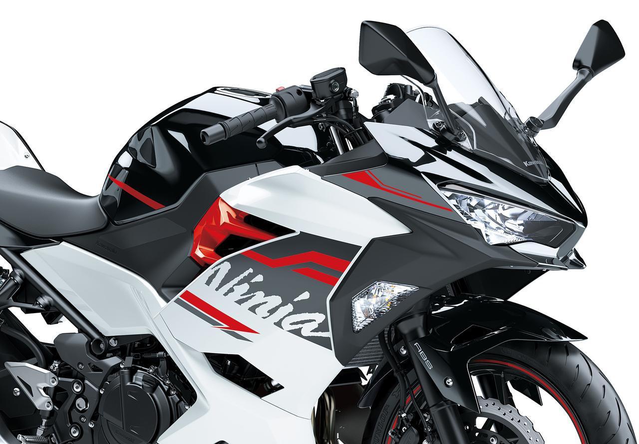 画像: いまならまだ手に入る「ニンジャ400」の2020年モデルカラーはこちら! - webオートバイ