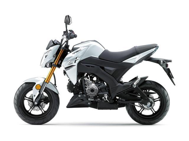 画像6: これが最後!? カワサキが原付二種スポーツバイク「Z125 PRO」の2021年モデルを発表!